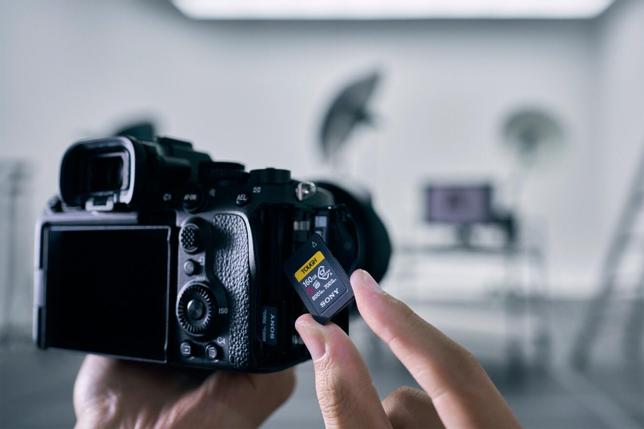 Sony Alpha 7 S III: Fotokamera für Cineasten vorgestellt