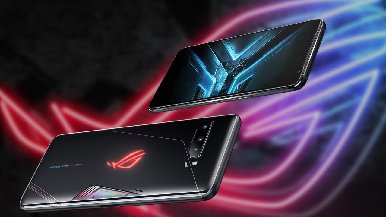 Asus ROG Phone 3: Gaming-Smartphone mit Blick in die Zukunft