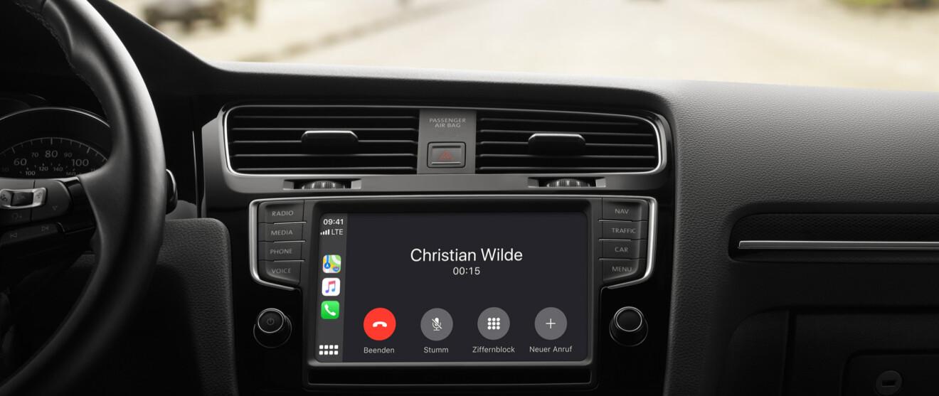 So macht ihr euer Smartphone zum Infotainment-System im Auto