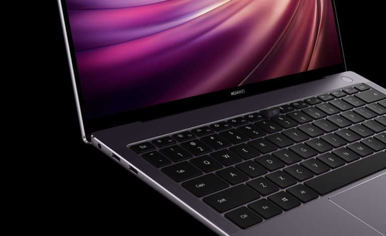 Zweifelsohne ein edler Laptop - das Huawei MateBook X Pro. (Foto: Huawei)