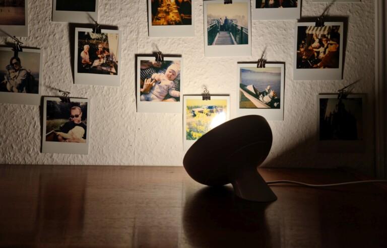 Überall in der Wohnung sind jetzt Hue-Lampen... (Foto: Sven Wernicke)