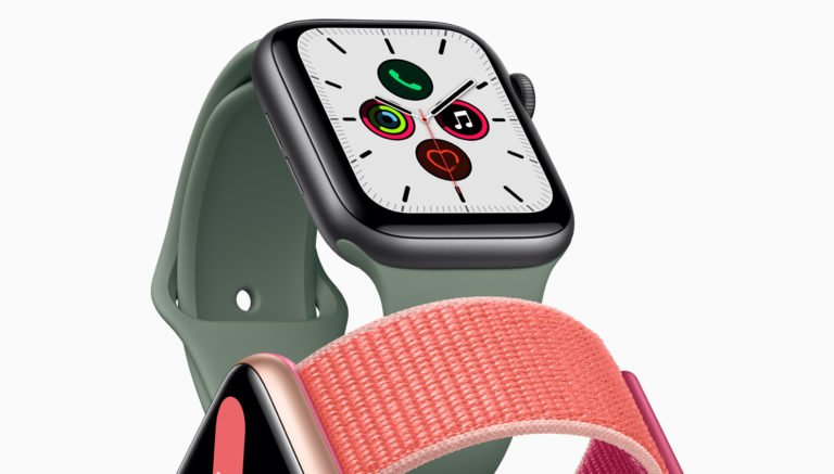 Apple Watch Series 5. Bild: Apple