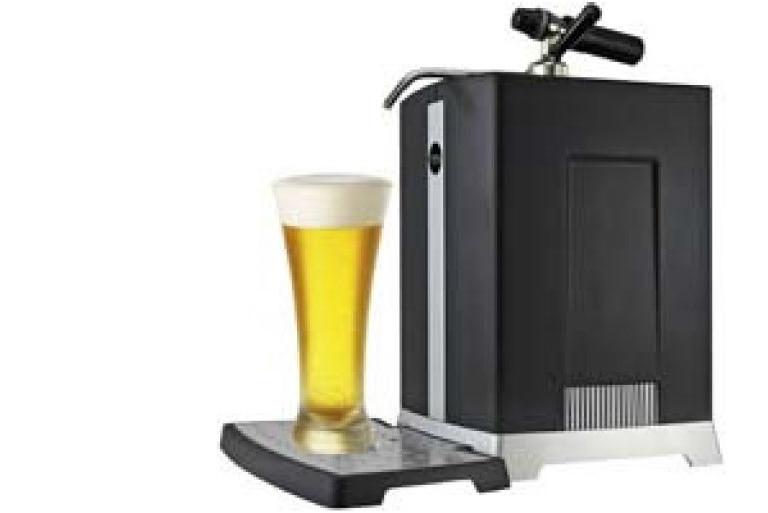 Bierzapfanlage Ezetil EBCD BeerCooler