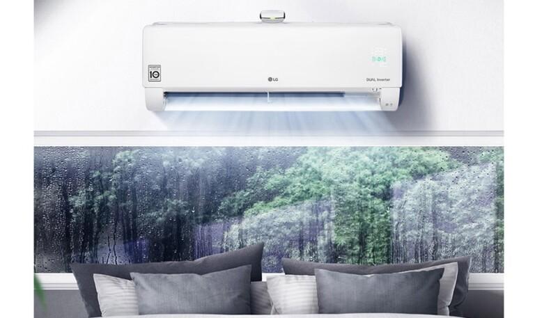 LG-Klimagerät