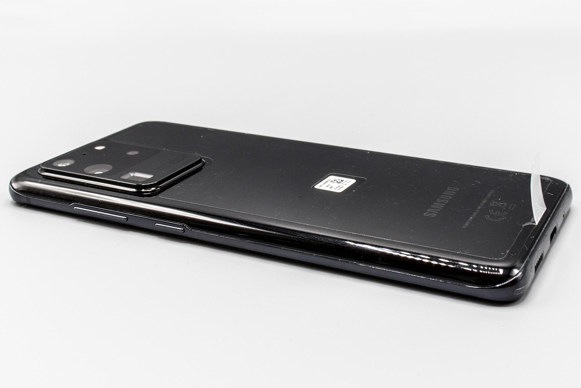 Rückansicht Samsung Galaxy S20 Ultra 5G