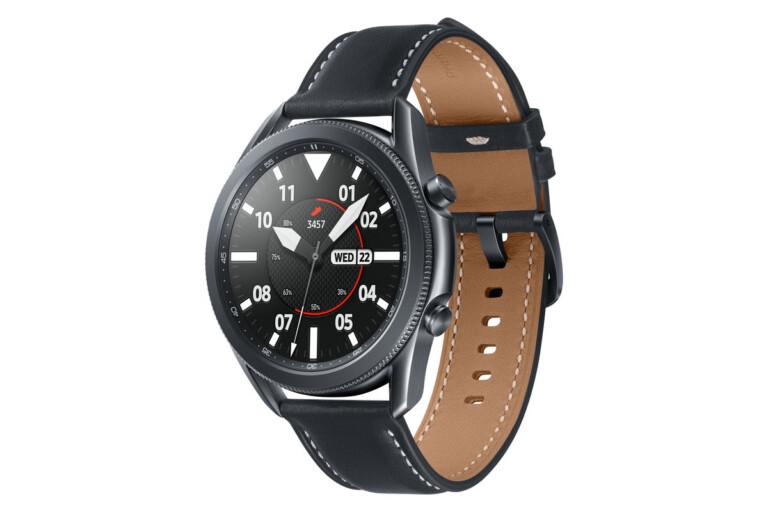 Die Galaxy Watch 3 setzt wieder auf das Betriebssystem Tizen. (Foto: Samsung)