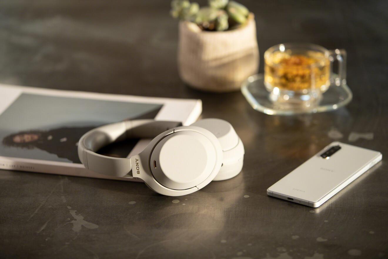 Noise-Cancelling-Kopfhörer WH-1000XM4: Sony übertrumpft sich selbst