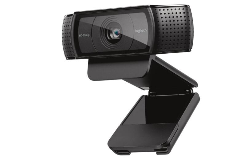 Webcam direkt an den Fernseher anschließen? Leider ist das nicht so einfach möglich... (Foto: Logitech)