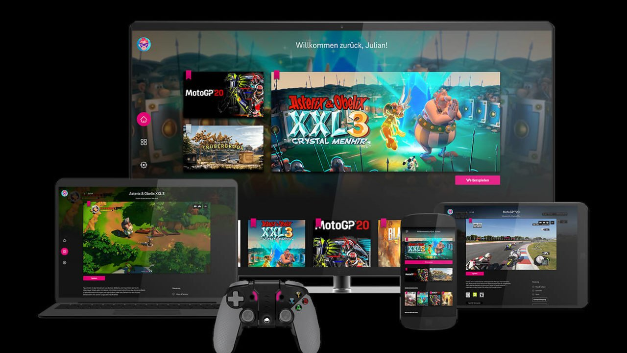 Magenta Gaming: Der Cloud-Gaming-Dienst der Telekom im Check