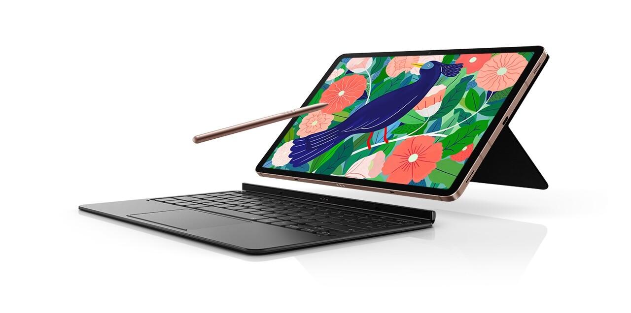 Samsung Galaxy Tab S7 & S7+ 5G: Mehr Tablet geht kaum