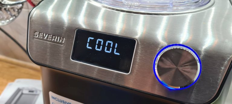 Die Kühlhaltefunktion ist praktisch. (Foto: Sven Wernicke)