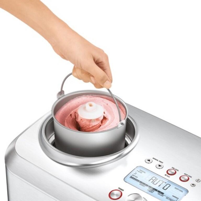 Eis trotz Unverträglichkeiten? Ihr braucht eine Eismaschine. (Foto: Sage)