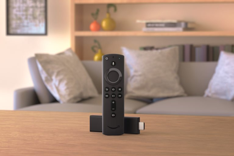 Der Fire TV Stick erlaubt auch das Spiegeln von Inhalten. (Foto: Amazon)