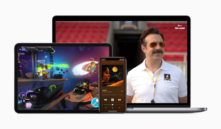 Vier Dienste, alle Geräte, ein Preis: Apple One