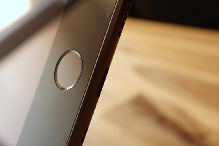 Home Button und Touch ID im iPad 8: Klingt betagt, ist aber immer noch ungemein praktisch.