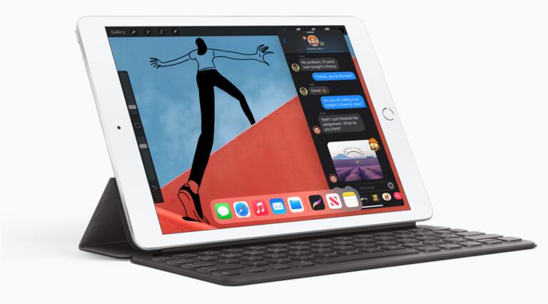 Zum Geburtstag nur einen schnelleren Chip: Das iPad der 8. Generation bietet ansonsten kaum neue Features.