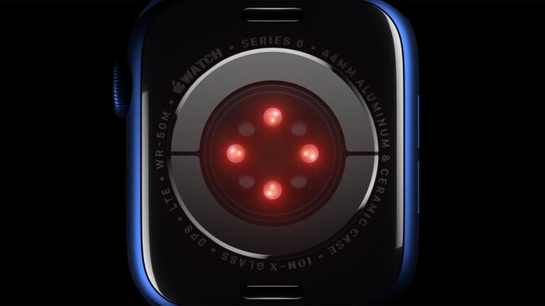 Das A und O einer guten Smartwatch sind die richtigen Sensoren. (Foto: Apple)
