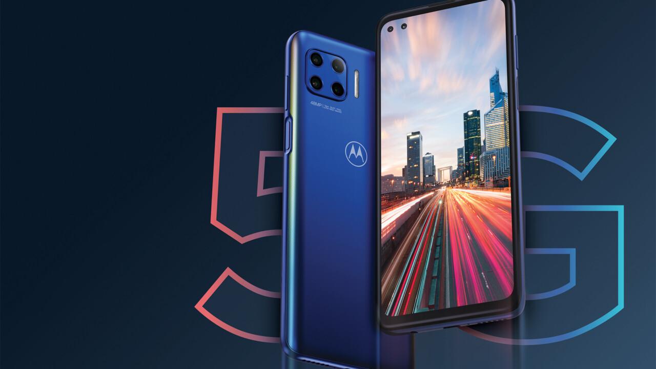Motorola Moto G 5G Plus im Test: Schnörkelloses Foto-Wunder