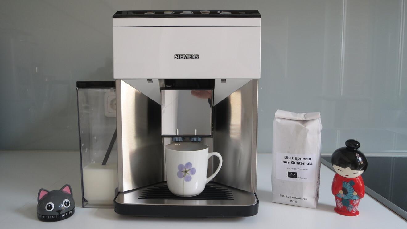 Kaffeevollautomat Siemens EQ.500