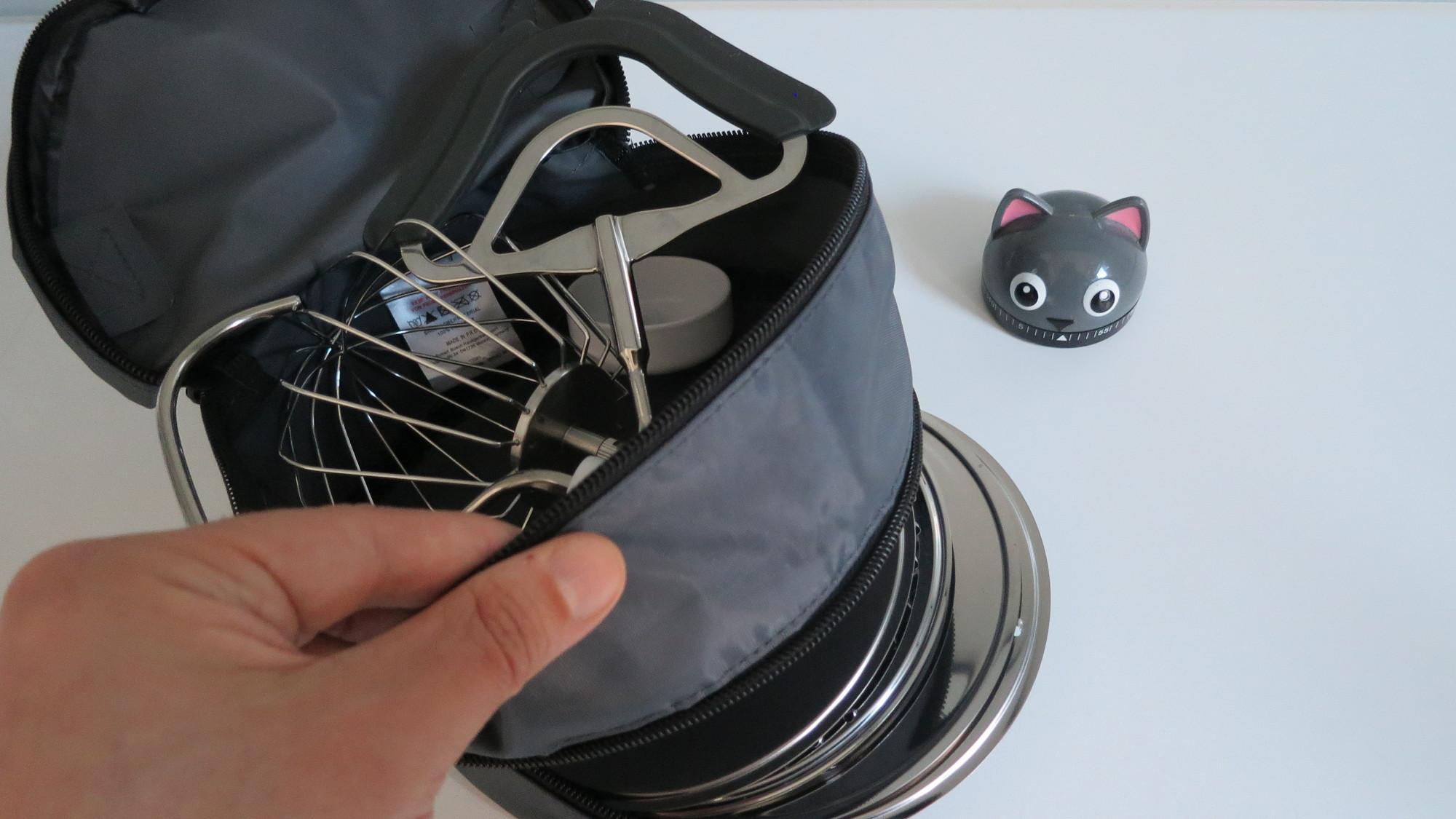 Küchenmaschine Bosch MUM5 scale mit Zubehörtasche