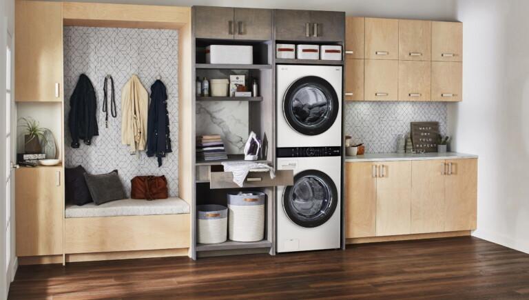 LG WashTower: Viel wäscht viel