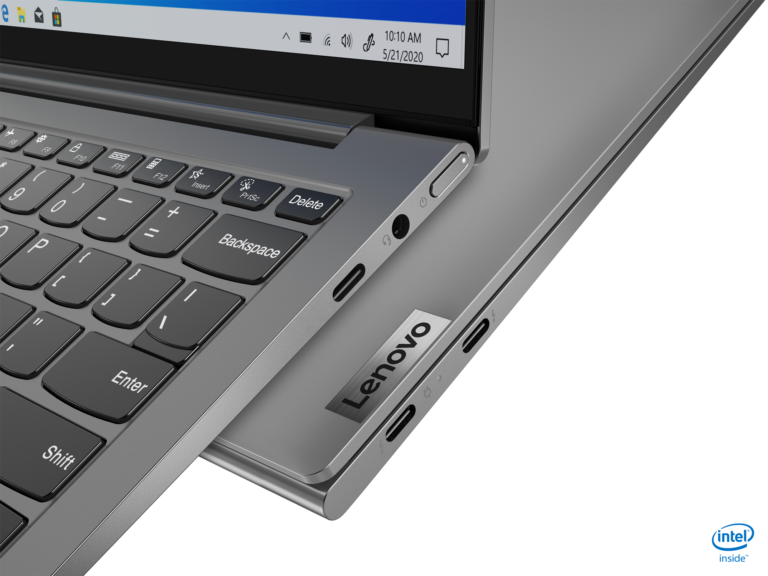 "Lenovo Yoga Slim 7i mit Intels 11. Core-Generation ""Tiger Lake"""