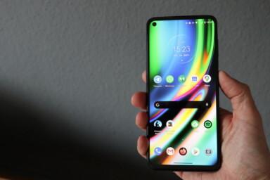 Motorola Moto G9 Plus Test