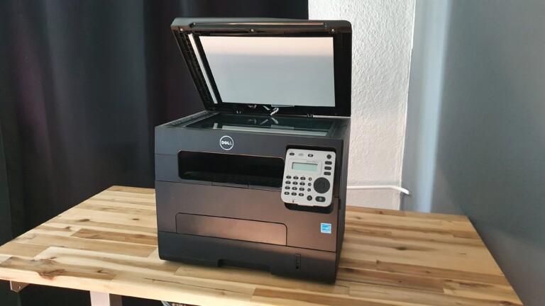 Endgegner Multifunktions-Laserdrucker: Überdimensioniert für ein Home Office