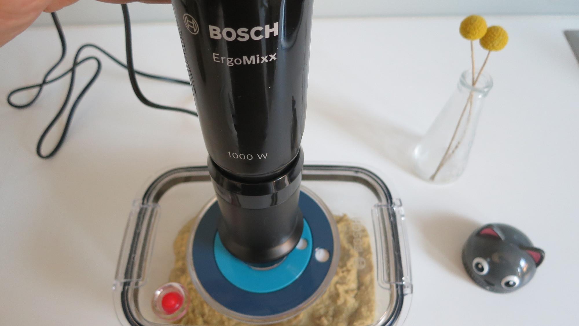 Stabmixer Bosch ErgoMixx mit Vakuumpumpe