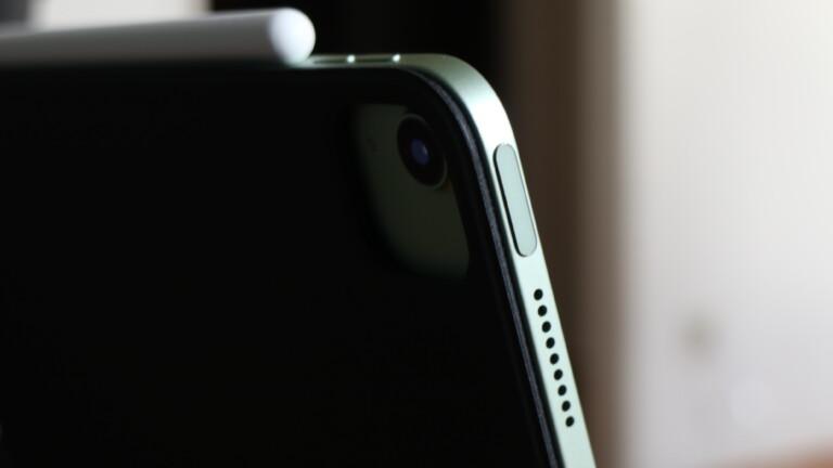 Heimliches Highlight des iPad Air 4: Das neue TouchID