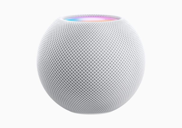 Apple HomePod Mini: Smarter Lautsprecher, der auch das Smart Home steuern kann.