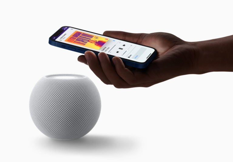 Apple HomePod Mini in weiß
