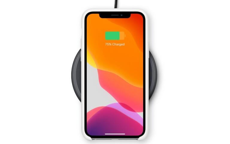 Belkin Boost Charge lädt iPhones kabellos bis 7,5 Watt.