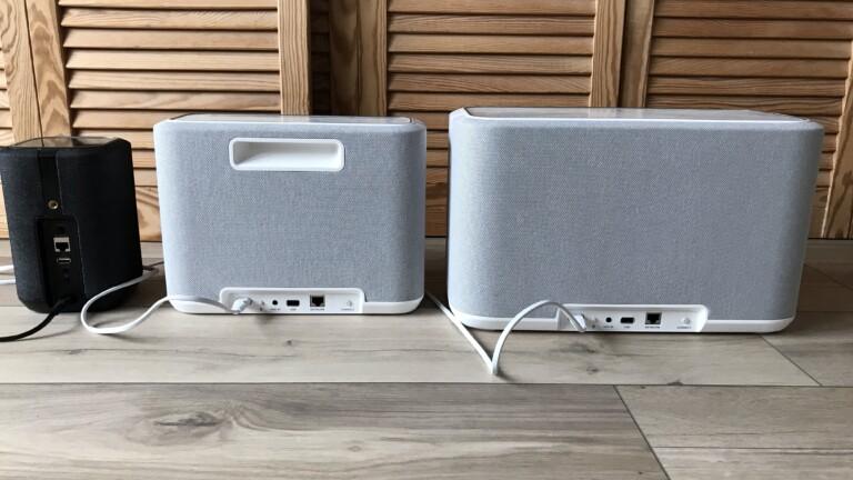 Denon Home-Lautsprecher 150, 250 und 350 in Aktion