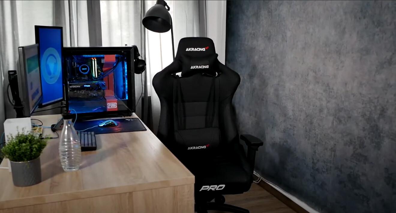AKracing Master Pro Gaming Chair: Zocken wie ein König