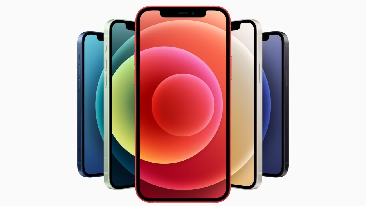 Apple: Vier neue iPhone 12 und ein kleiner, smarter Lautsprecher