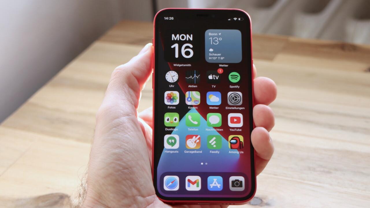 Apple iPhone 12 Mini im Test: Die große Zuflucht
