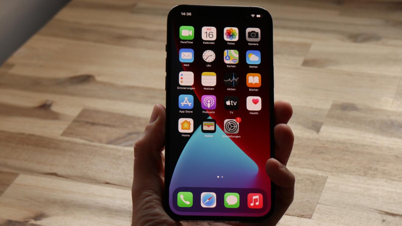 iPhone 12 Pro Max im Test