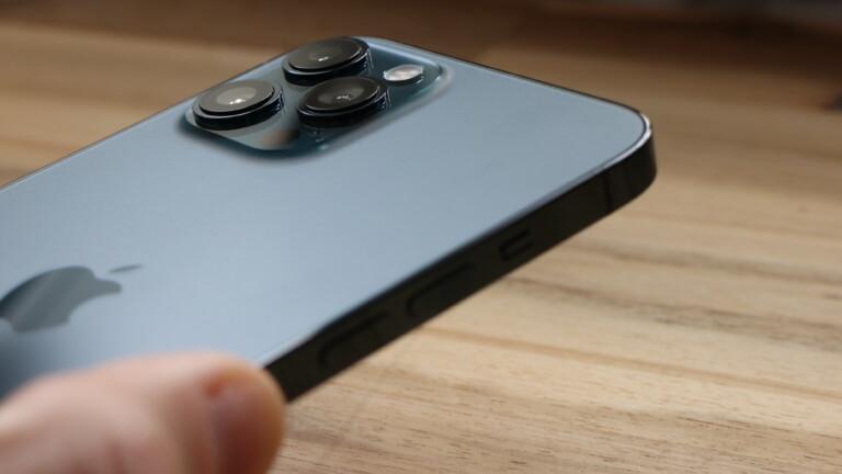 Starke Kamera, großes Kameramodul: iPhone 12 Pro Max