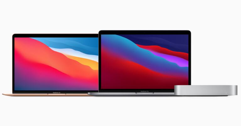 Die neuen Macs mit M1