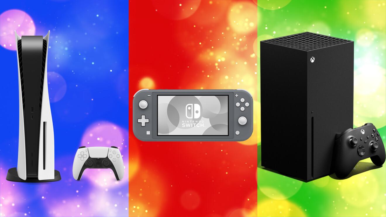 PS5, Xbox Series Series und Switch - Dreikampf der Konsolengiganten