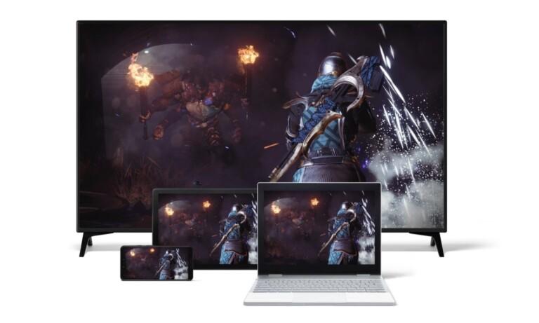 Stadia könnte bald auf mehr Smart TVs kommen. (Foto: Google)