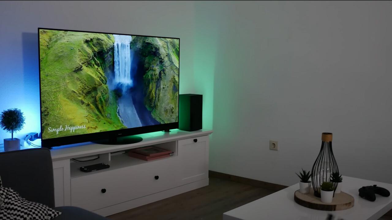 Panasonic HZN 1508: Der Next-Gen-Fernseher?