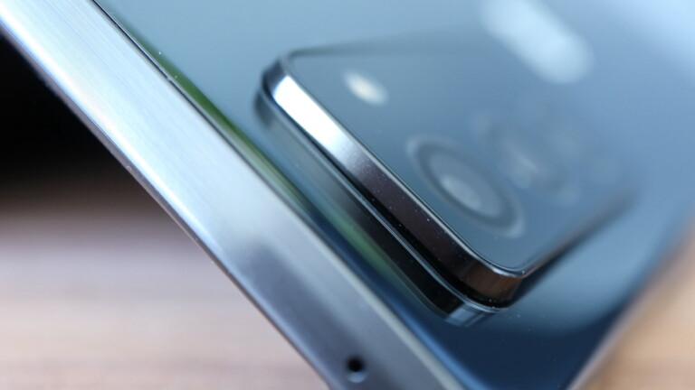 Der Kamerabuckel des Galaxy Z Fold2 5G