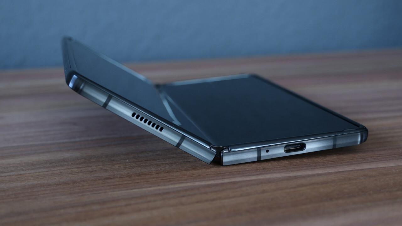 Samsung Galaxy Z Fold2 5G ausprobiert: Faltbare Spaßmaschine