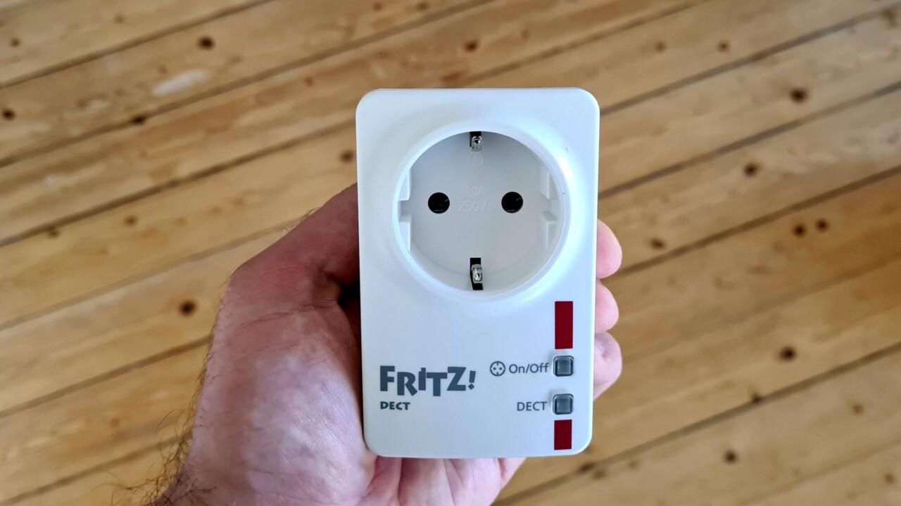 AVM Fritz DECT 200 im Test: Die smarte Steckdose am Router