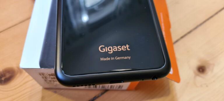 Made in Germany ist Gigaset besonders wichtig. (Foto: Sven Wernicke)