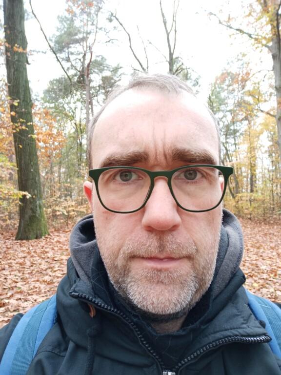 Selfie. (Foto: Sven Wernicke)