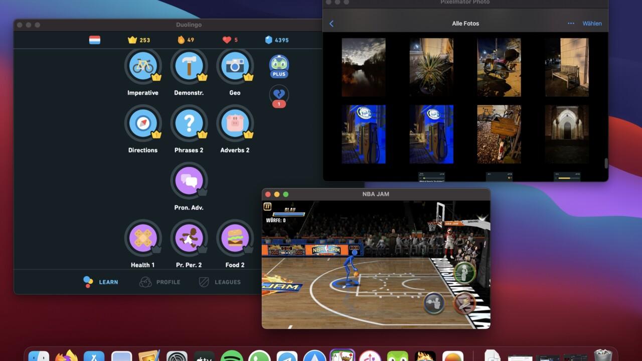 iPad-Apps auf dem Mac: So geht's