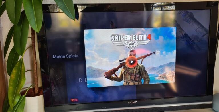 Die größte Überraschung: Stadia macht den Chromecast zu einer interessanten Spielkonsole. (Foto: Sven Wernicke)